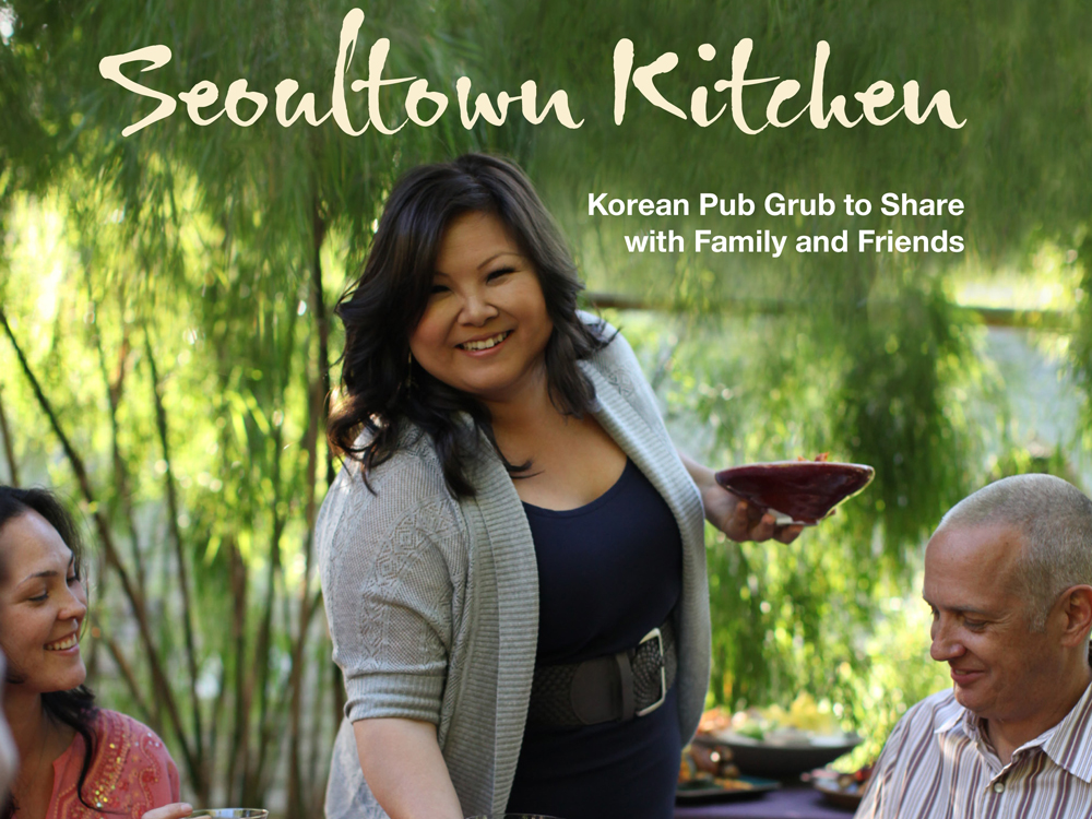Photo Credit: Quentin Bacon for Seoultown Kitchen by Debbie Lee (Kyle Books; 2011)