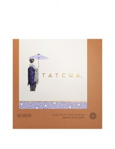 Original Aburatorigami Blotting Papers, photo courtesy of Tatcha