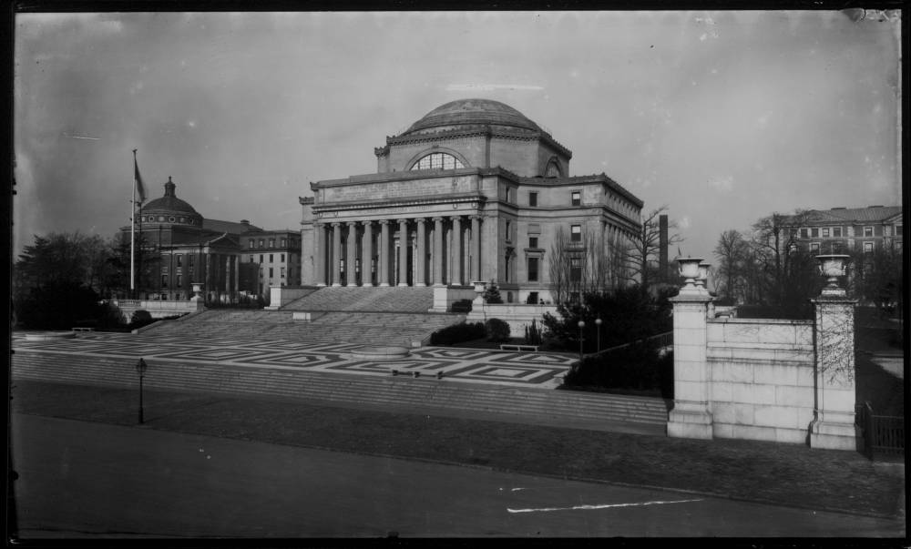 Columbia Low Library: George Hall