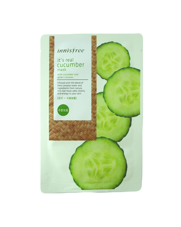Innisfree-cucumber-mask