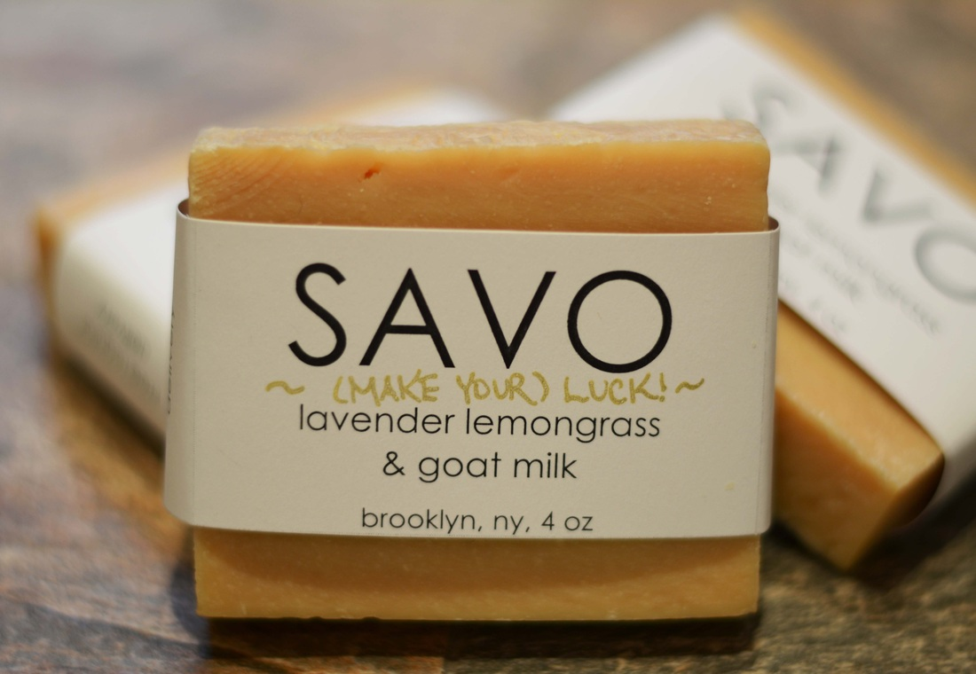 Photo courtesy of SAVO Soap
