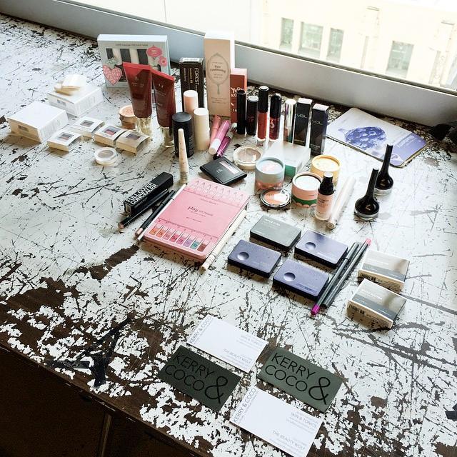 Coco Park's makeup