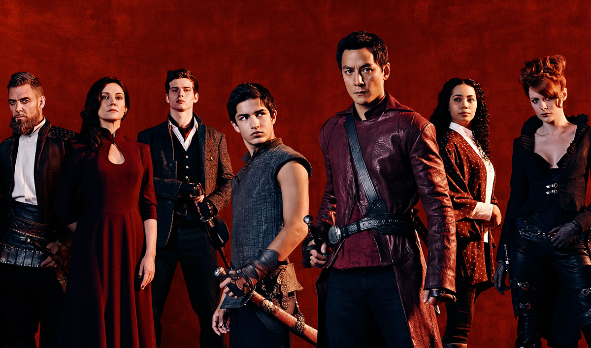 Photo Credit: AMC Into The Badlands