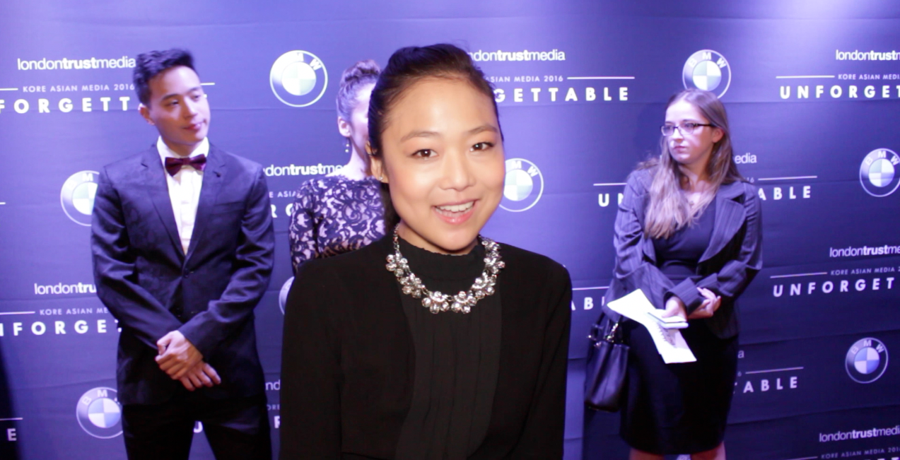 Krista Marie Yu from  Dr. Ken