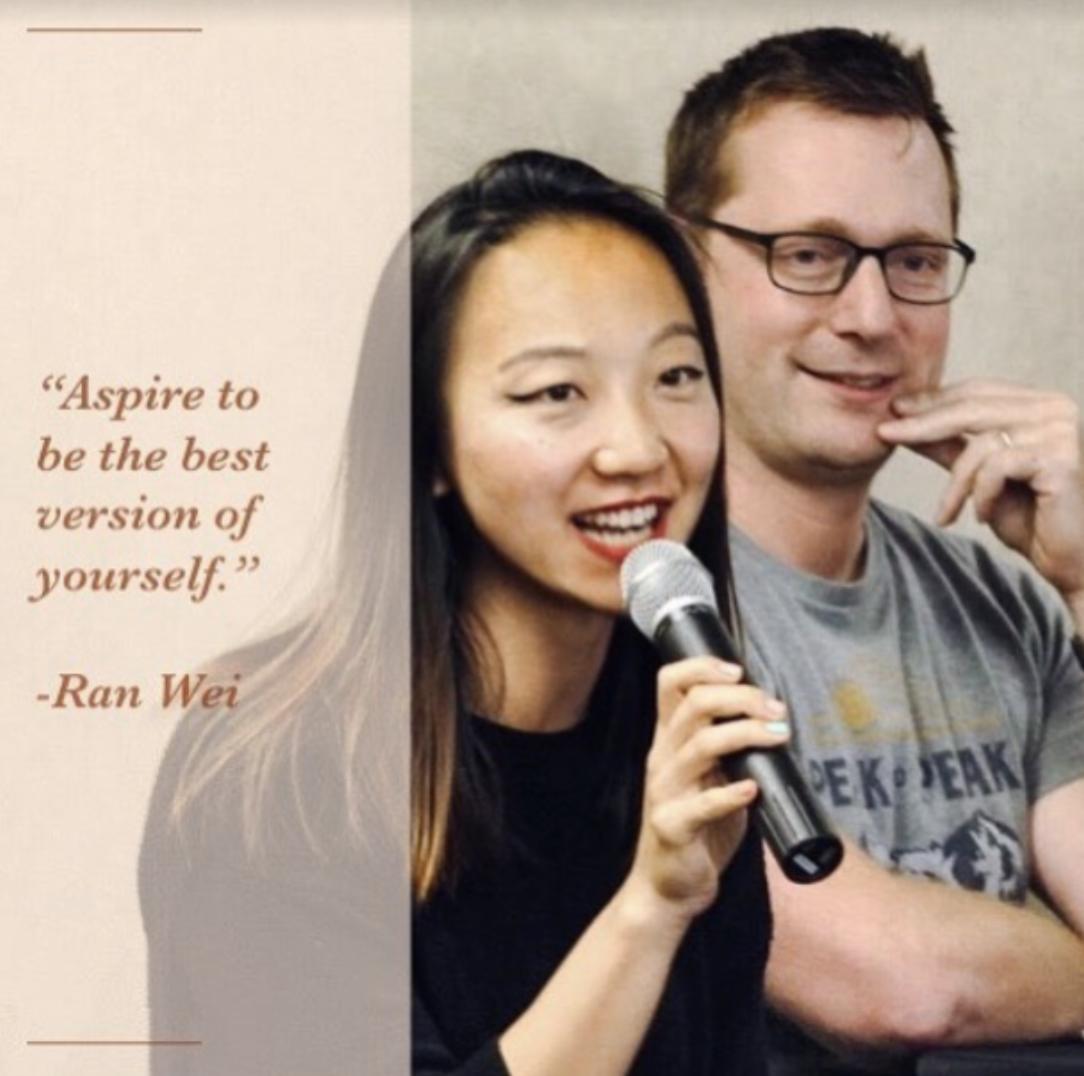 Photo credit: Ran Wei, project: presence