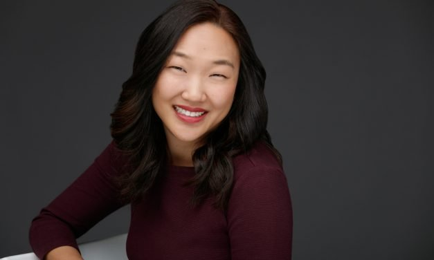 """""""Yumi Chung"""" Gets Serious About Comedy"""