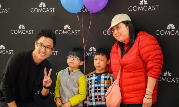 Comcast's Meet & Greet with Wesley Chan of Wong Fu Productions
